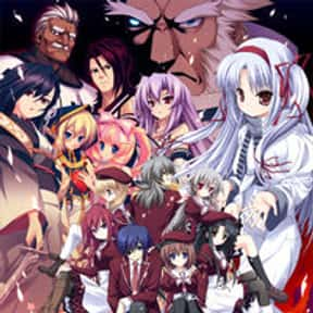 11 Eyes is listed (or ranked) 15 on the list 20+ Boring & Slow Paced Anime Series