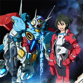 Gundam Reconguista in G is listed (or ranked) 8 on the list 20+ Boring & Slow Paced Anime Series