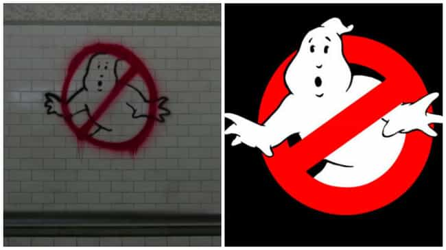 The Original Logo Isn't Go... is listed (or ranked) 3 on the list The Most Ghostbusters Moments in the Reboot Trailer
