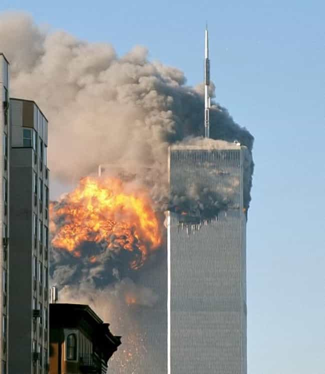 The 9/11 Attacks is listed (or ranked) 3 on the list 12 Things Nostradamus Was Totally Wrong About