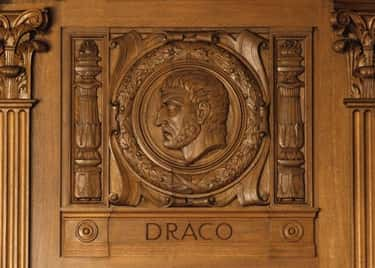 Draco — 620 BCE: Death By Coats