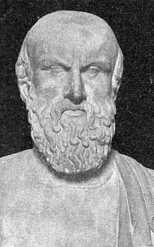 Aeschylus — 455 BCE: Dea... is listed (or ranked) 4 on the list The Most Bizarre Deaths in History