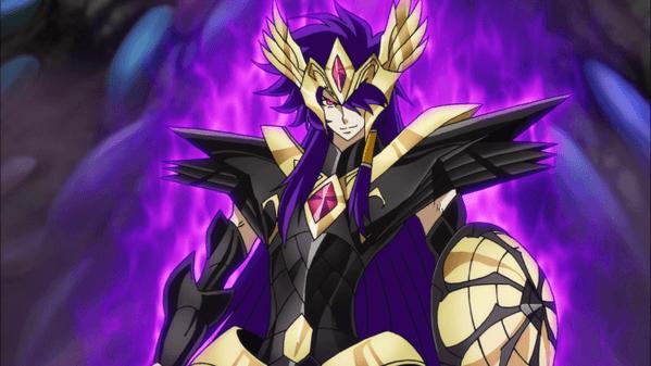 Loki on Random Saint Seiya Characters