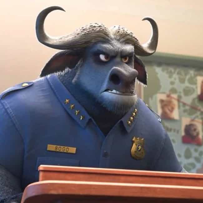 Not About How Badly You ... is listed (or ranked) 3 on the list Zootopia Movie Quotes