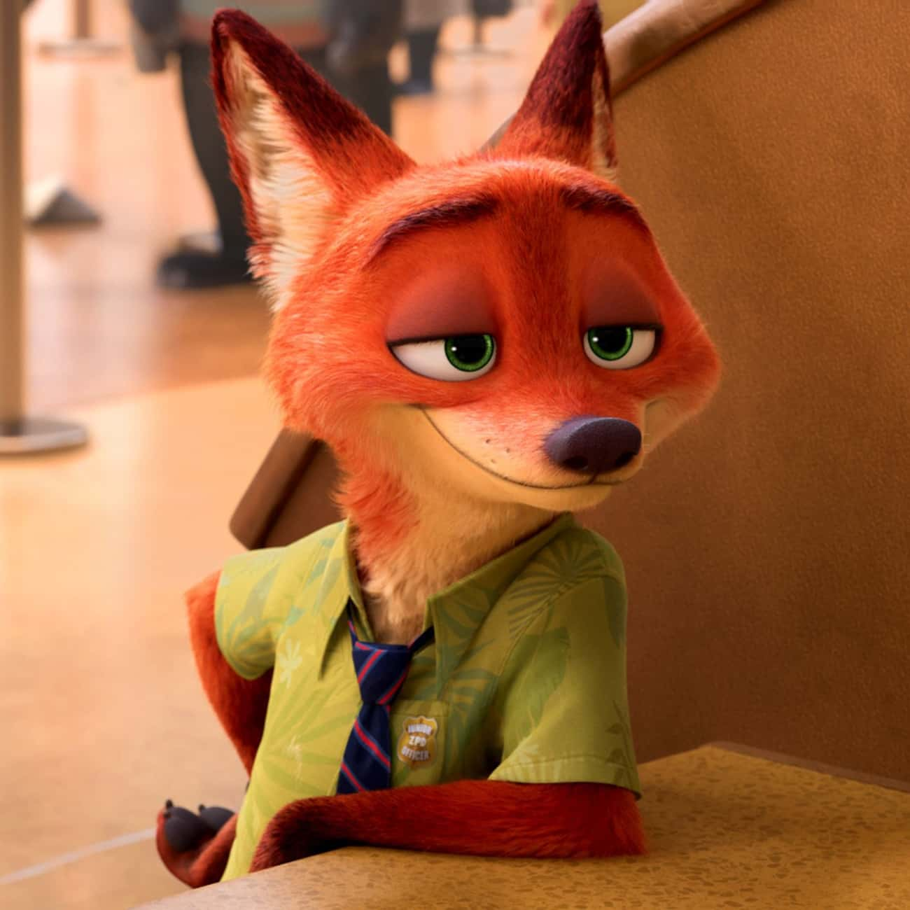 You Bunnies, So Emotional is listed (or ranked) 1 on the list Zootopia Movie Quotes