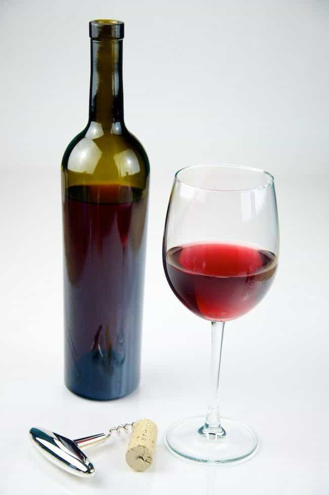 Red Wine: The Best Type ... is listed (or ranked) 4 on the list Types of Alcohol That Give You the Best Buzz
