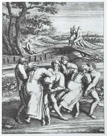 Dozens of Strasbourg Citizens — 1518: Death By Dancing