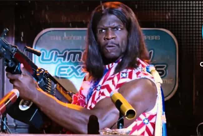 Donald Trump Is Basically Pres... is listed (or ranked) 1 on the list 17 Ways Idiocracy Has Actually Come True