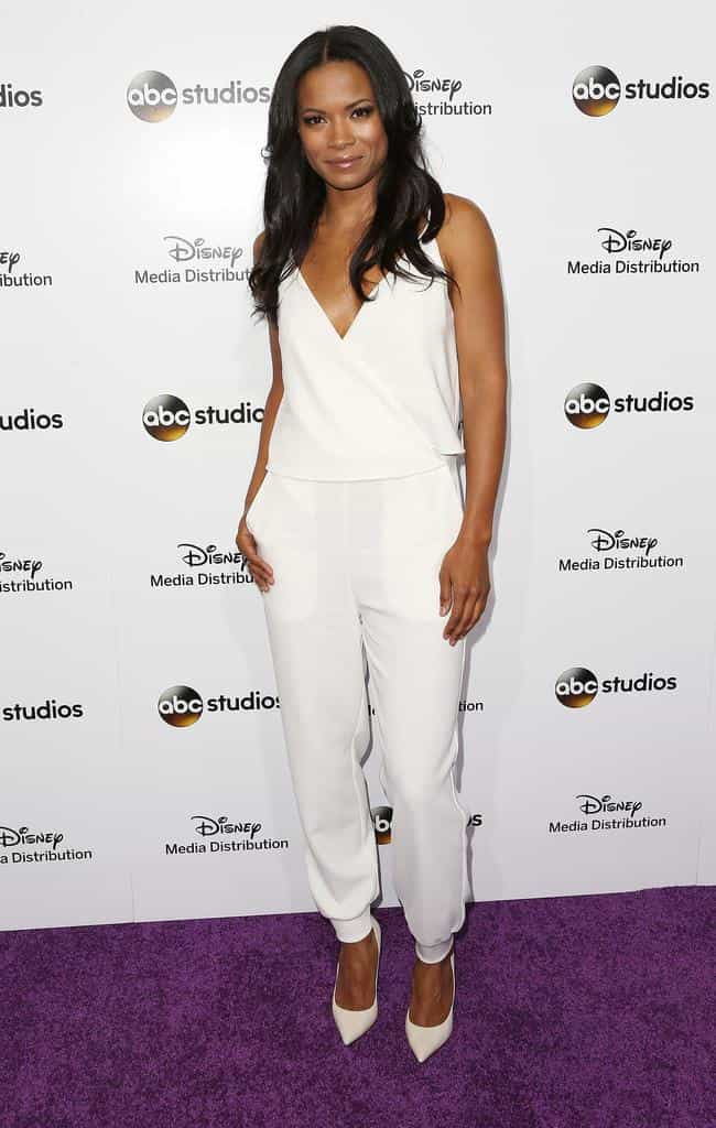 Rose Rollins at The Disney Med... is listed (or ranked) 4 on the list The Most Stunning Rose Rollins Pics