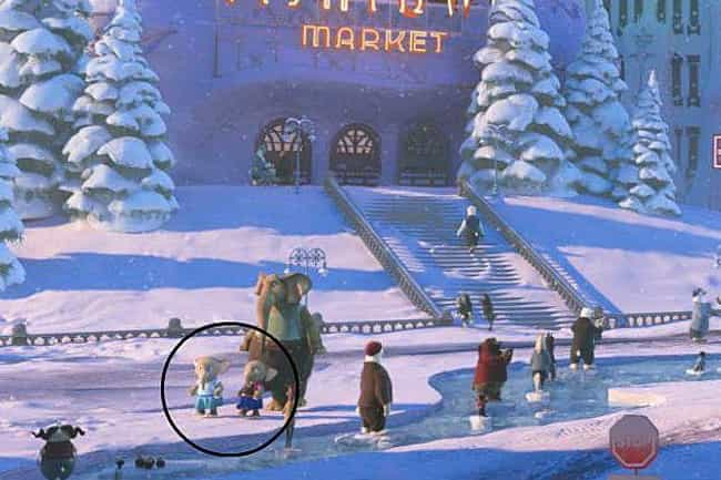 Even Animals Can't Resist The ... is listed (or ranked) 2 on the list The Most Satisfying Easter Eggs in Zootopia