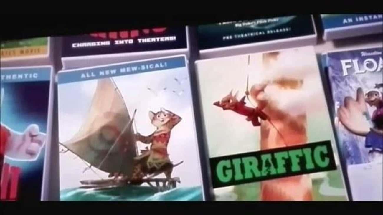 Duke Weaselton's Bootleg DVDs