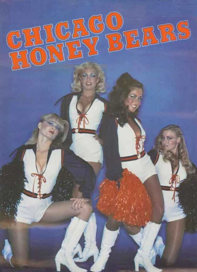 Honey, I'm Home! is listed (or ranked) 3 on the list 26 Cheesy Vintage NFL Cheerleader Posters You Should See