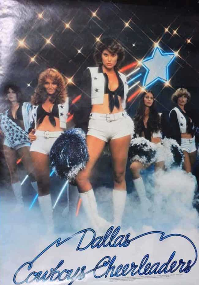 The Real Big Ds in Dallas is listed (or ranked) 4 on the list 26 Cheesy Vintage NFL Cheerleader Posters You Should See