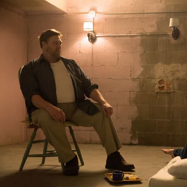 One Year, Maybe Two is listed (or ranked) 2 on the list 10 Cloverfield Lane Movie Quotes