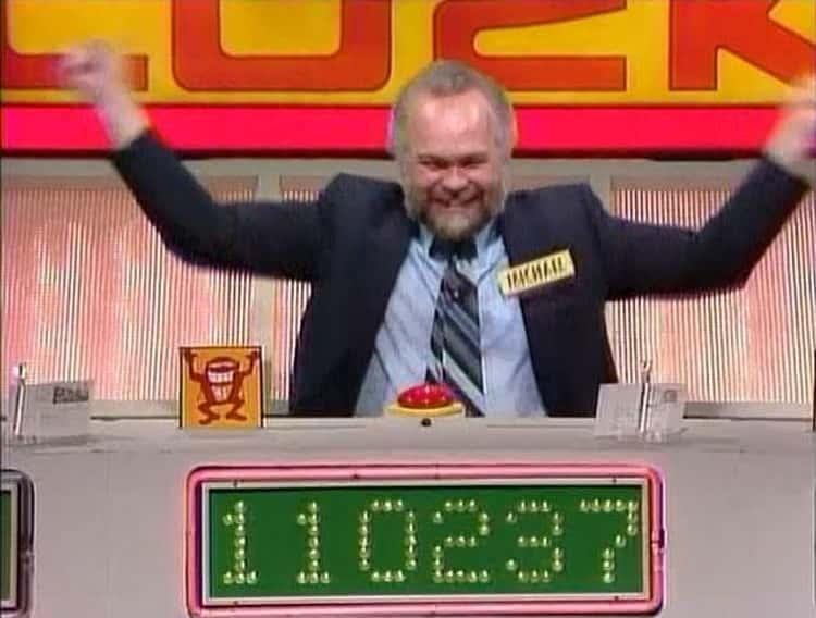 Press Your Luck - Michael Larson