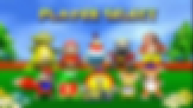 Super Mario Bros and Banjo-Kaz... is listed (or ranked) 4 on the list Video Games Most Likely to Take Place in the Same Universe