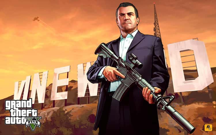 GTA V, Manhunt, and Red Dead Redemption