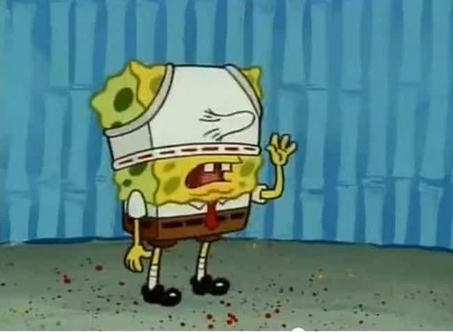 crazy good fan theories about spongebob squarepants