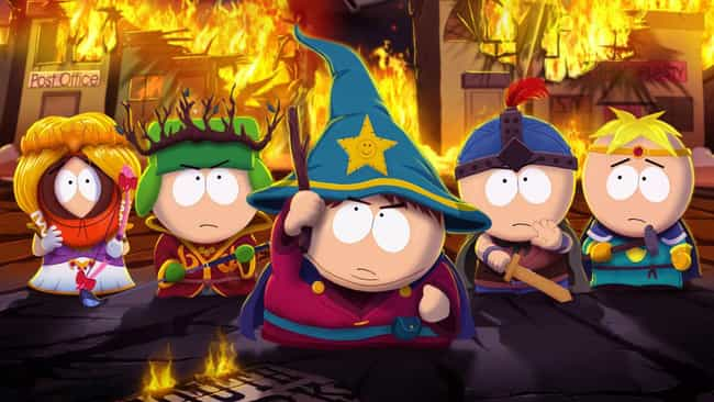Kenny, Stan, and Kyle Are Stil... is listed (or ranked) 3 on the list Crazy Good Fan Theories About South Park