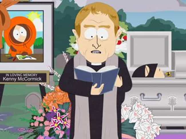Kenny's Family Is so Poor Beca... is listed (or ranked) 7 on the list Crazy Good Fan Theories About South Park