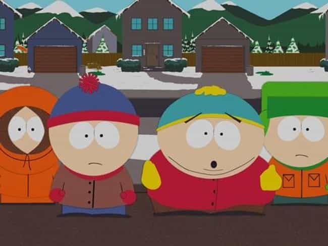 South Park Is Just the World t... is listed (or ranked) 5 on the list Crazy Good Fan Theories About South Park