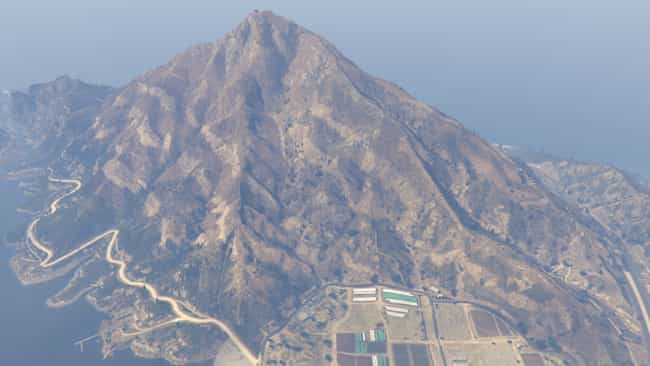 What's Happening On Mount Chiliad?