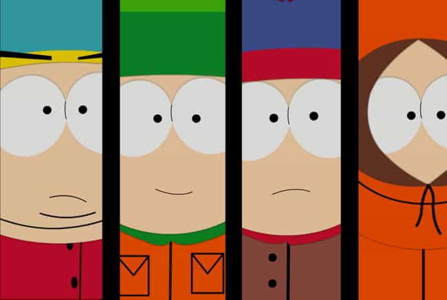 Kenny, Cartman, Kyle, And Stan... is listed (or ranked) 8 on the list Crazy Good Fan Theories About South Park