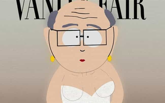 Caitlyn Jenner Is Old Ne... is listed (or ranked) 4 on the list Crazy Good Fan Theories About South Park