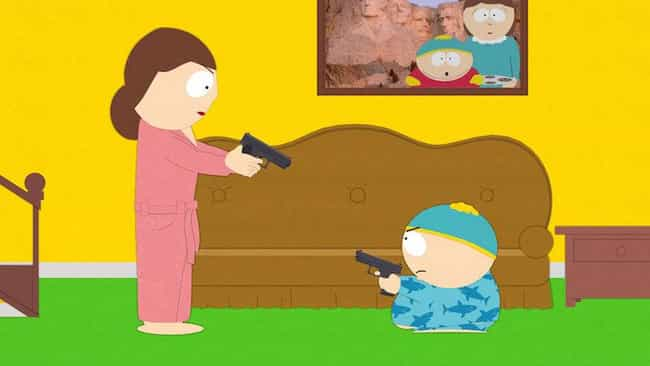 Cartman Is Deeply Self-Loathin... is listed (or ranked) 2 on the list Crazy Good Fan Theories About South Park