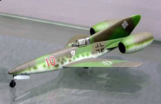 Sophisticated Jet Fighters and... is listed (or ranked) 4 on the list Secret Technologies Invented by the Nazis