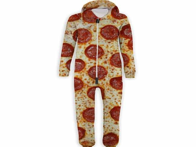 Onesie to Rule Them All ... is listed (or ranked) 3 on the list Food T-Shirts That'll Make You Roll Your Eyes