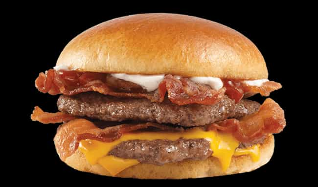 Nutrition Facts For Wendys Jr Bacon Cheeseburger Nutritionwalls