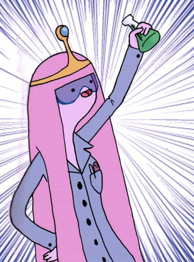 The People of Ooo Are Trying t... is listed (or ranked) 4 on the list Insane Fan Theories About Adventure Time