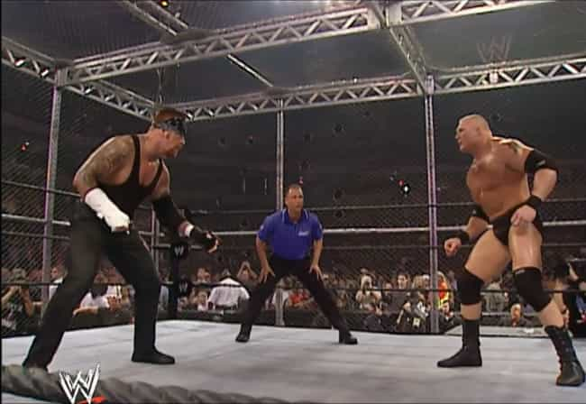 Brock Lesnar vs. The Undertake... is listed (or ranked) 4 on the list The Best Brock Lesnar Matches on the WWE Network