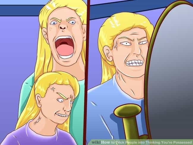How to Trick People Into... is listed (or ranked) 2 on the list Silly WikiHow Articles You Won't Believe Really Exist