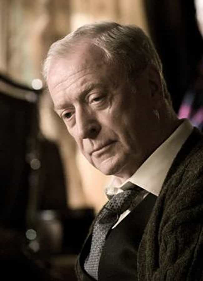 Michael Caine in The Dark Knig... is listed (or ranked) 2 on the list The Best Versions of Alfred in Batman History
