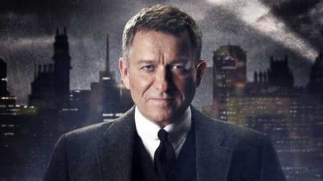 Sean Pertwee in Gotham ... is listed (or ranked) 4 on the list The Best Versions of Alfred in Batman History