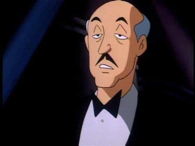 Efrem Zimbalist, Jr. In Batman... is listed (or ranked) 1 on the list The Best Versions of Alfred in Batman History