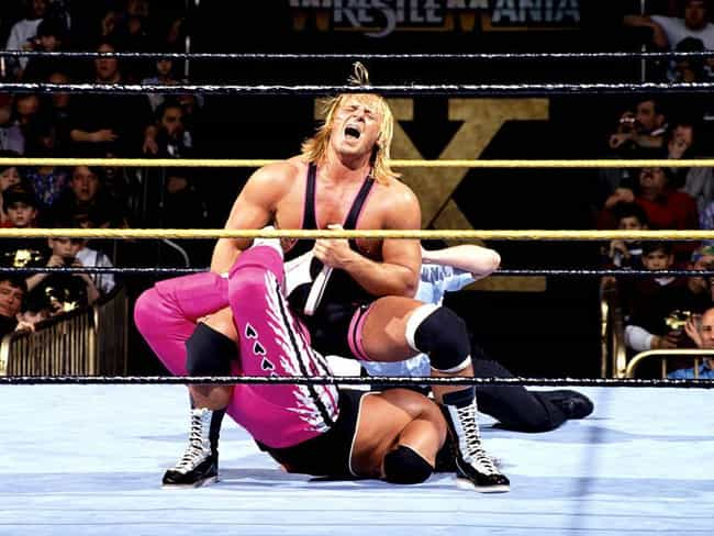 Bret Hart vs. Owen Hart is listed (or ranked) 3 on the list The Best Bret Hart Matches on the WWE Network