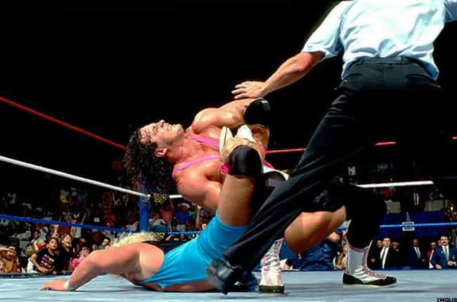 Bret Hart vs. Mr. Perfect is listed (or ranked) 2 on the list The Best Bret Hart Matches on the WWE Network