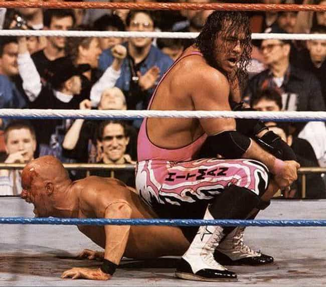 Bret Hart vs. Stone Cold Steve... is listed (or ranked) 1 on the list The Best Bret Hart Matches on the WWE Network