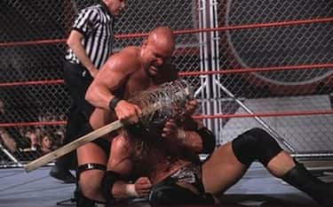 Triple H vs. Stone Cold Steve  is listed (or ranked) 1 on the list The Best Triple H Matches on the WWE Network