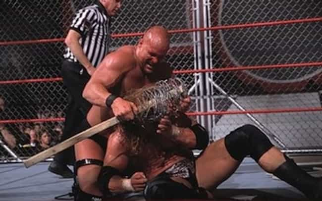 Triple H vs. Stone Cold ... is listed (or ranked) 1 on the list The Best Triple H Matches on the WWE Network