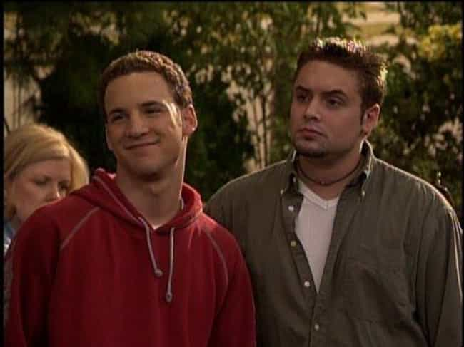 Boy Meets World Is Shown as Co... is listed (or ranked) 2 on the list Insane Fan Theories About '90s Sitcoms