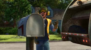 Sid Became A Garbage Man To Save Toys