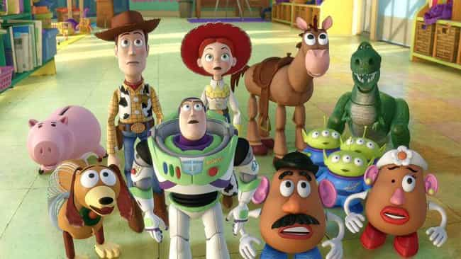 The Toys Are Immortal is listed (or ranked) 2 on the list Crazy Good Fan Theories About Toy Story
