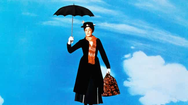 Mary Poppins Is a Time Lord is listed (or ranked) 3 on the list 12 Insane Doctor Who Fan Theories That Actually Make Sense