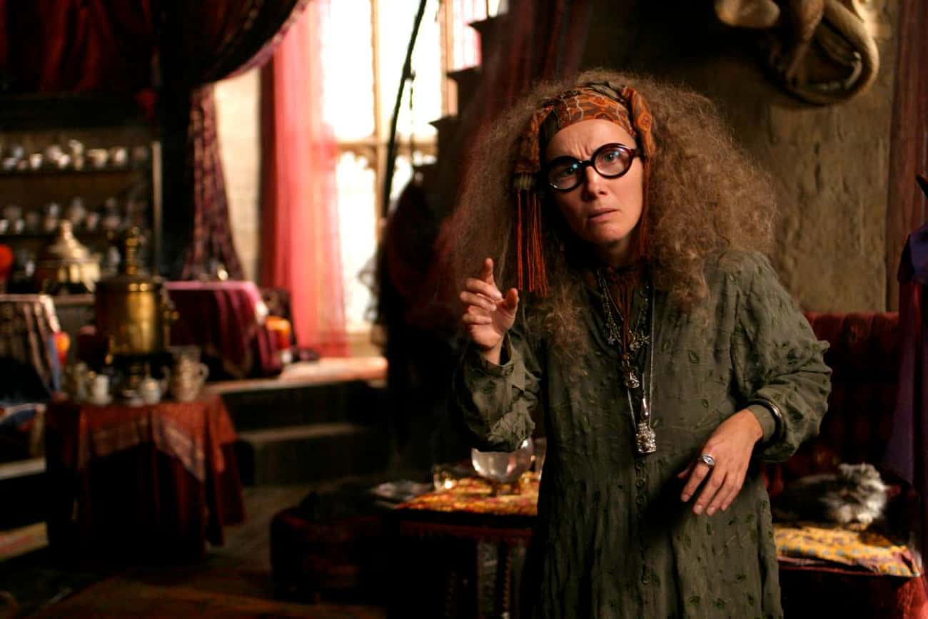 Trelawney Was Right About Harr is listed (or ranked) 3 on the list The Craziest Harry Potter Fan Theories That Could Be True