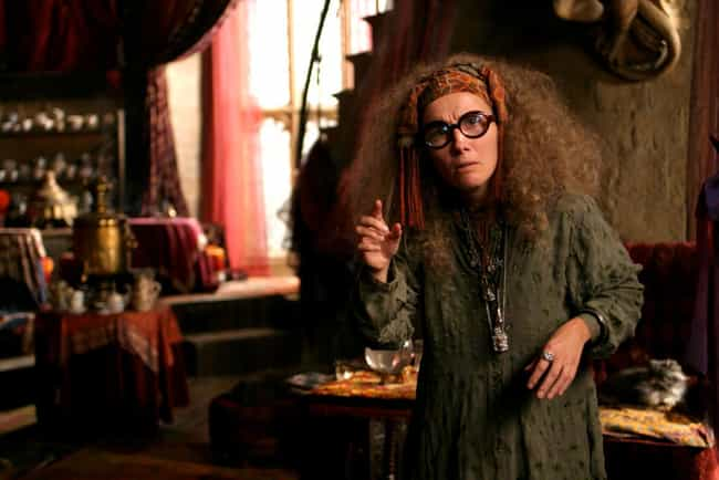 Trelawney Was Right About Harr... is listed (or ranked) 3 on the list The Craziest Harry Potter Fan Theories That Could Be True