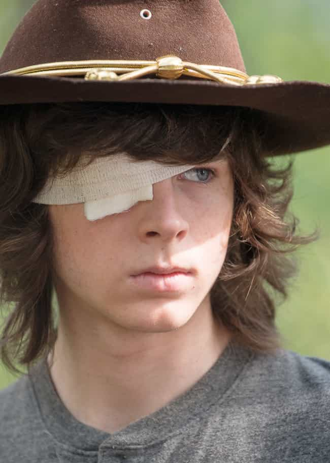 Carl Is Telling This Story as ... is listed (or ranked) 3 on the list These Fan Theories About The Walking Dead Will Make You Question Everything